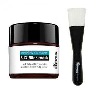 Needles No More 3-D Filler Mask by Dr. Brandt