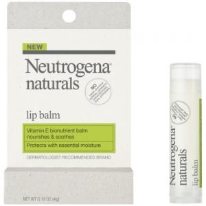 Naturals Lip Balm by Neutrogena