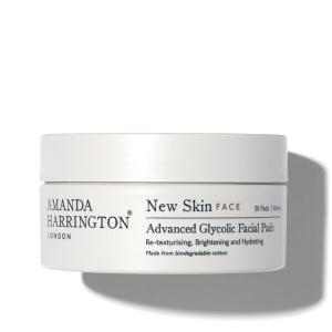 New Skin Advanced Glycolic Facial Pads by Amanda Harrington