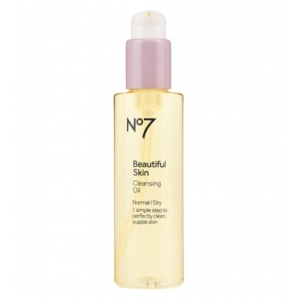 No7 Beautiful Skin Cleansing Oil by Boots