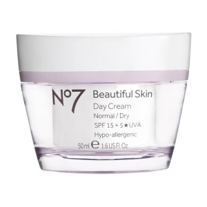 No7 Beautiful Skin Day Cream for Normal/Dry Skin by Boots
