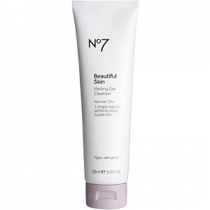 No7 Beautiful Skin Melting Gel Cleanser by Boots
