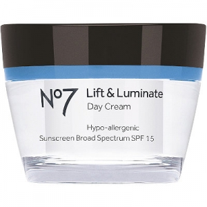 No7 Lift & Luminate Day Cream SPF 15 by Boots