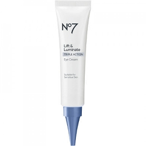No7 Lift and Luminate Triple Action Eye Cream by Boots