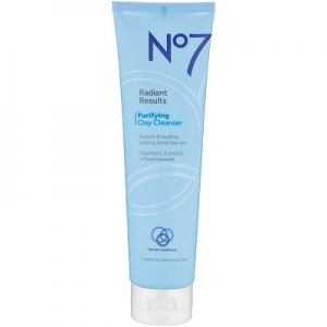 No7 Radiant Results Purifying Clay Cleanser by Boots