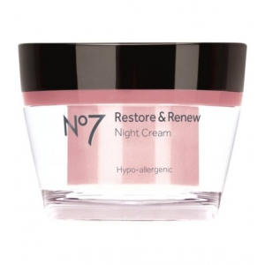 No7  Restore & Renew Night Cream by Boots