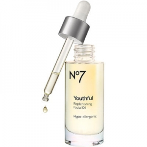 No7 Youthful Replenishing Facial Oil by Boots