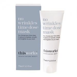 No Wrinkles Time Dose Mask by this works