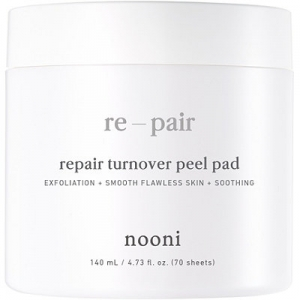 Nooni Re-Pair Repair Turnover Peel Pad by Memebox