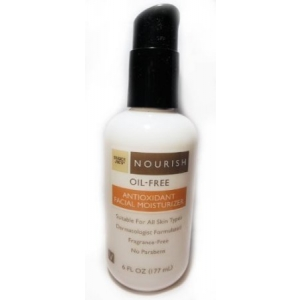 Nourish Oil-Free Antioxidant Facial Moisturizer by Trader Joe's
