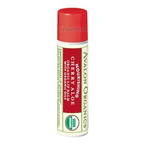 Nourishing Cherry Aloe Lip Balm by Avalon Organics
