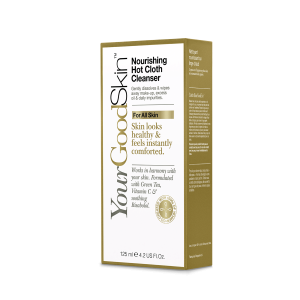 Nourishing Hot Cloth Cleanser by YourGoodSkin