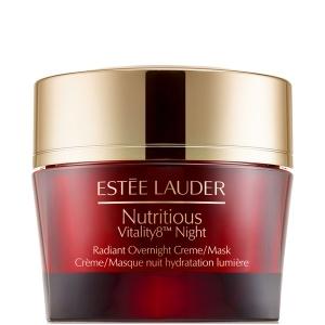 Nutritious Vitality8 Night Radiant Overnight Creme/Mask by Estée Lauder