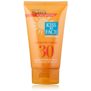 Oat Protein Complex 30 Broad Spectrum SPF 30 by Kiss My Face