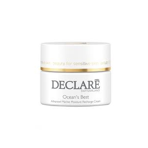 Ocean's Best Advanced Marine Moisture Recharge Cream by Declaré