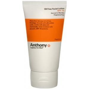 Oil Free Facial Lotion SPF 15 by Anthony
