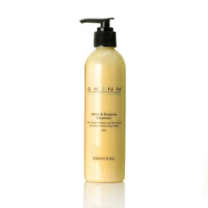 Olive & Enzyme Rich Balm Cleanser and Deep Cleansing Mask–PM by Skinn by Dimitri James