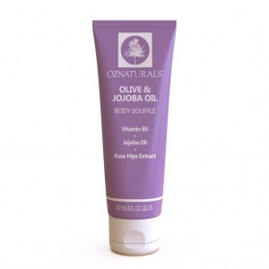Olive & Jojoba Oil Nourishing Souffle by OZNaturals