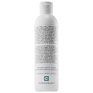 Organic Body Lotion (Pure Unscented) by Consonant Skincare