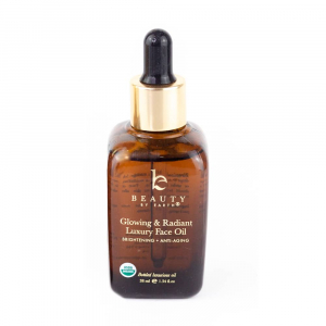 Organic Facial Oil Glowing & Radiant by Beauty by Earth
