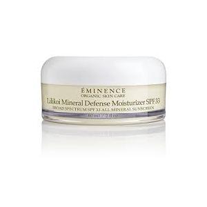 Organic Skin Care Lilikoi Mineral Defense Moisturizer SPF 33 by Éminence Organic Skin Care