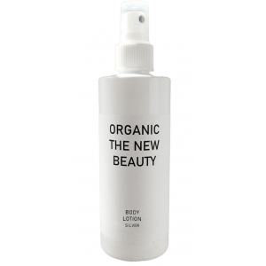 Organic The New Beauty - Body Lotion Aloe and Silver by The Clean Beauty Company