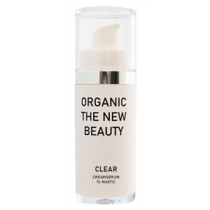 Organic The New Beauty - Clear Cream Serum 1% Centella by The Clean Beauty Company