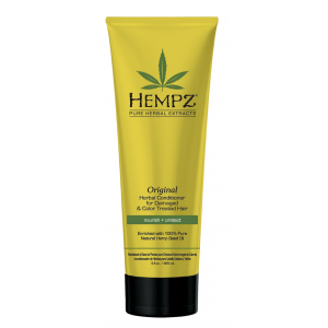 Original Herbal Conditioner for Damaged & Color Treated Hair by Hempz