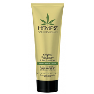 Original Herbal Shampoo for Damaged & Color Treated Hair by Hempz