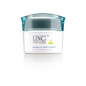Oxygen + Multi-Vitamin Nourishment For Dry & Dehydrated by Ling Skin Care