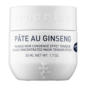 Pâte au Ginseng Black Concentrated Mask by Erborian
