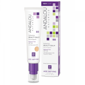 Perfecting BB Beauty Balm Natural Tint SPF 30 by Andalou Naturals