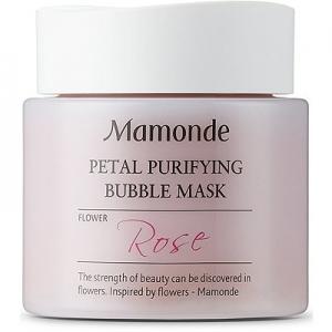 Petal Purifying Bubble Mask - Rose by Mamonde