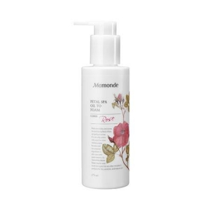 Petal Spa Oil To Foam Cleansing Oil - Rose by Mamonde