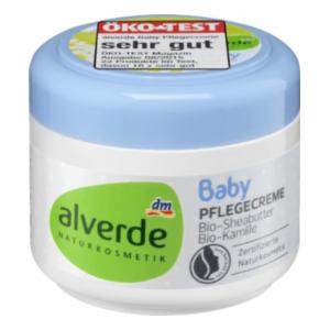 Pflegecreme Baby (Baby Care Cream) by Alverde Naturkosmetik