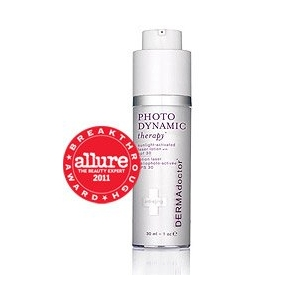 Photodynamic Therapy Liquid Red Light Anti-Aging Lotion with Broad-Spectrum SPF 30 by DERMAdoctor
