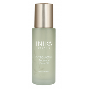 Phyto-Active Botanical Face Oil by Inika Organic