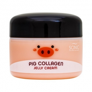 Pig Collagen Jelly Cream by Scinic
