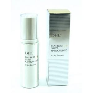 Platinum Silver Nanocolloid Milky Essence by DHC