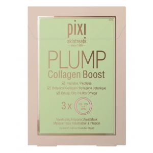 Plump Collagen Boost Volumizing Infusion Sheet Mask by Pixi