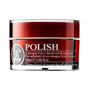 Polish 2-in-1 Facial Scrub and Mask by Dr. Roebuck's
