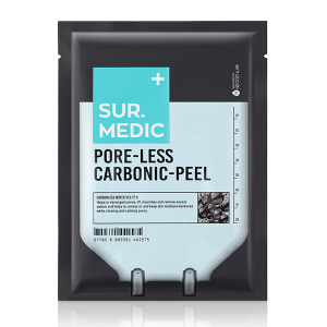 Pore-Less Carbonic-Peel Mask by Sur Medic