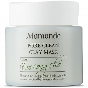 Pore Clean Clay Mask - Eoseong Cho by Mamonde