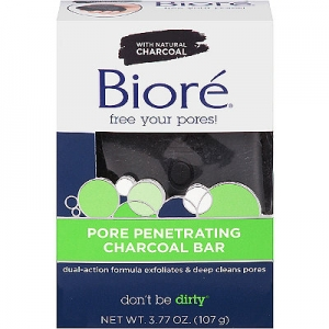 Pore Penetrating Charcoal Bar by Bioré