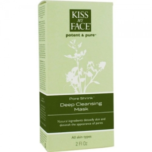 Pore Shrink Deep Cleansing Mask by Kiss My Face