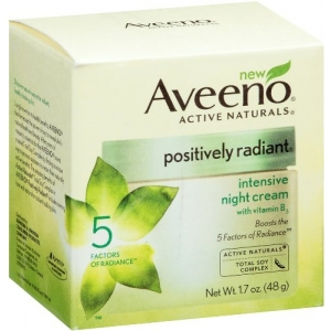 Positively Radiant Intensive Night Cream by Aveeno