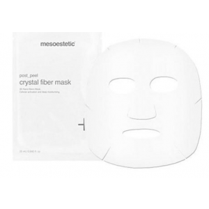 Post Peel Crystal Fiber Mask by Mesoestetic