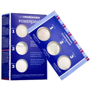 Power Peel Pro-Strength Microdermabrasion/AHA Peel System (Chamomile Comfort Mask) by Ole Henriksen