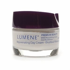 Premium Beauty Rejuvenating Day Cream SPF 15 by Lumene