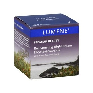 Premium Beauty Rejuvenating Night Cream by Lumene